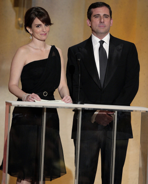 Tina Fey Steve Carell