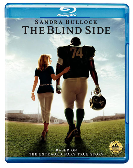 the blind side blu-ray giveaway