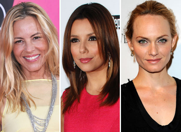 maria bello eva longoria parker and amber valletta