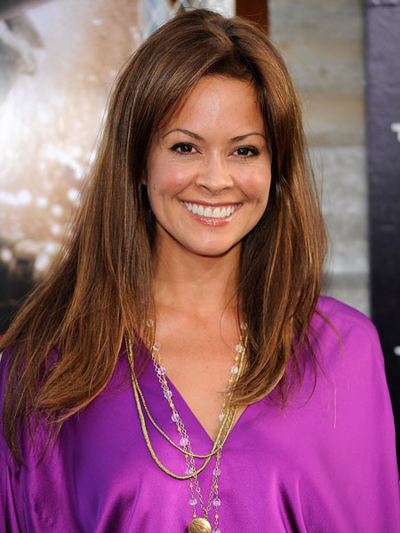 Turns out that Brooke Burke herself was playing an April Fool's joke on ...