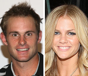 andy roddick and brooklyn decker married