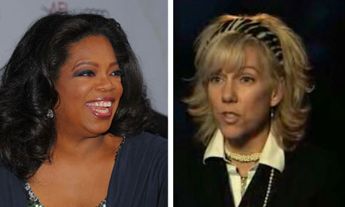 oprah and rielle hunter