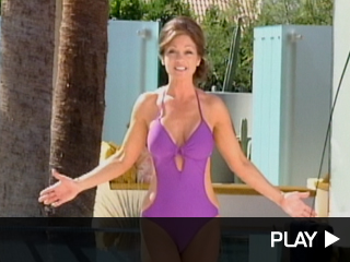 Weight loss miracle Valerie Bertinelli is back in a bikini shooting a new ...