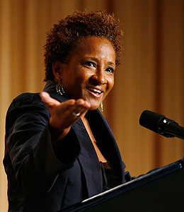 wanda sykes talks about her twins