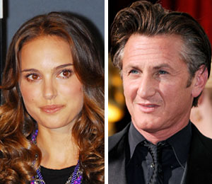 Natalie Portman says Sean Penn's a friend