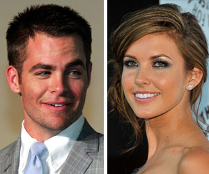audrina patridge dating chris pine?