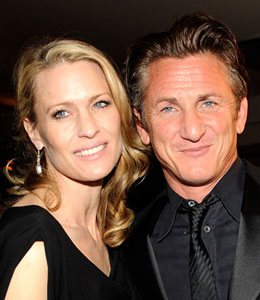 Robin Wright Penn and Sean Penn not splitting