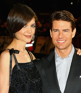 Katie Holmes and Tom Cruise take Washington DC by storm