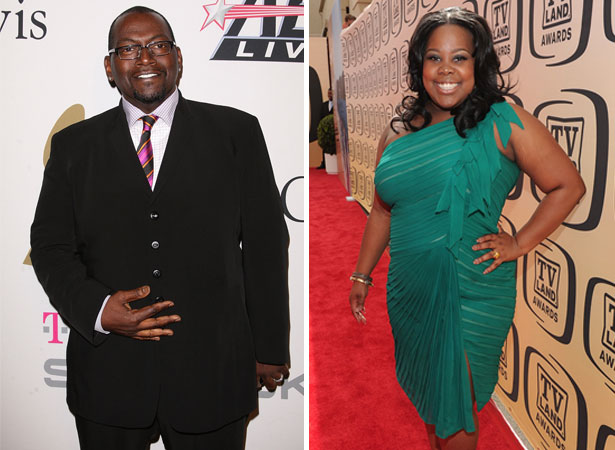 randy jackson and amber riley