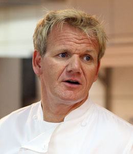Gordon Ramsay slams a TV show host in Australia