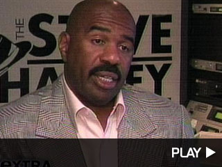 Steve Harvey discussing Jon Gosselin
