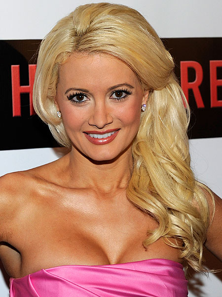 Hugh Hefner's former flame Holly Madison is interested in getting involved ...