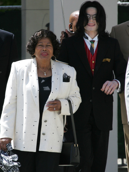 katherine and michael jackson