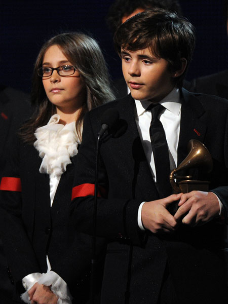 prince and paris jackson