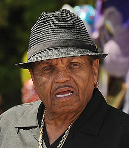 joe jackson left out of michael's will