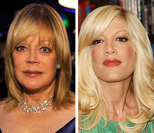 candy spelling writes nasty email to tori