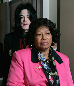 katherine jackson to get custody