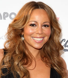 Mariah Carey is stripping down for Interview Magazine's September issue, ...