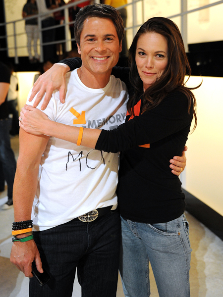 diane lane and rob lowe