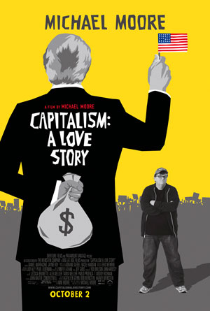'Capitalism: A Love Story' Prize Package