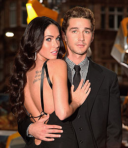 transformers 3 megan fox shia labeouf