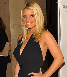 Operation Smile honored Jessica Simpson on Friday night at the Annual Smile Gala in Beverly Hills.