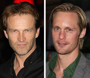 stephen moyer alexander skarsgard true blood