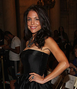bethenny frankel engaged not pregnant