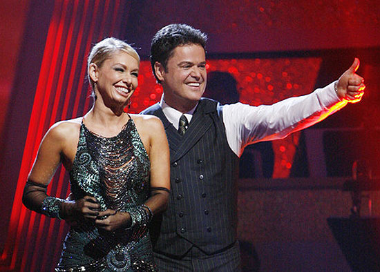 donny osmond sex appeal dancing with the stars