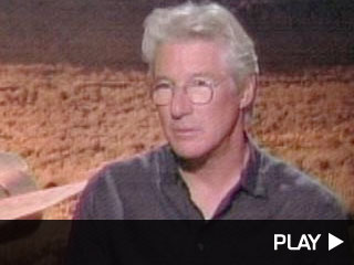 Richard Gere's Marriage Secret