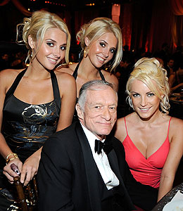girls next door hugh hefner playboy