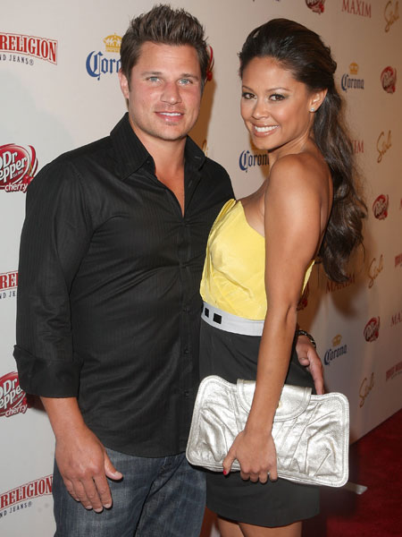 nick lachey and vanessa minillo