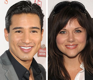 Mario Lopez on Tiffani Thiessen's pregnancy