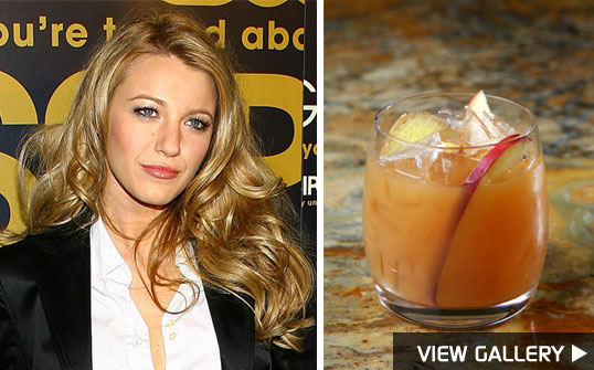 The Empire Hotel's 'Gossip Girl' Cocktails