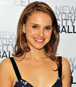 Natalie Portman admits she was a goody-two-shoes when she was in school