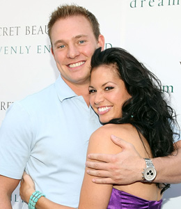Melissa Rycroft married Tye Strickland