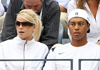tiger woods prenup