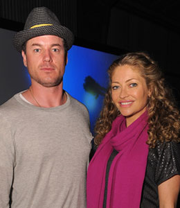 Eric Dane and Rebecca Gayheart expecting a baby girl