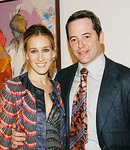 sarah jessica parker matthew broderick