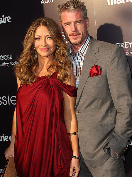Rebecca Gayheart and husband Eric Dane welcomed Georgia Geraldine ...