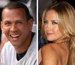 kate hudson dating a-rod