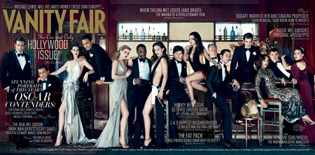 vanity fair hollywood issue 2011